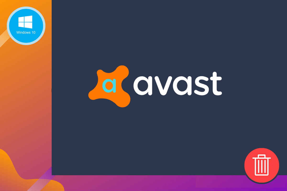How to Remove Avast from Windows 10