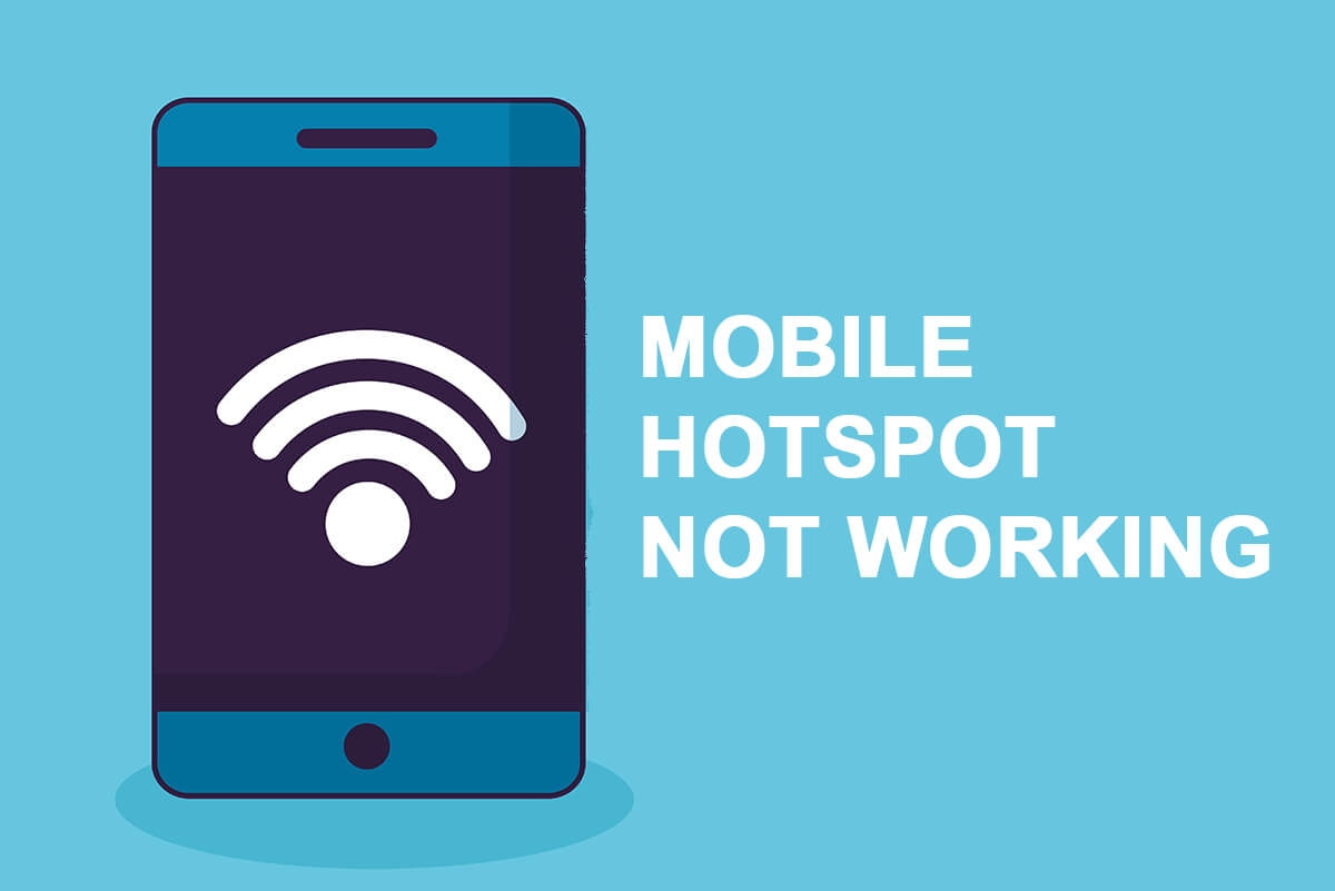 Fix Mobile Hotspot not working on Android